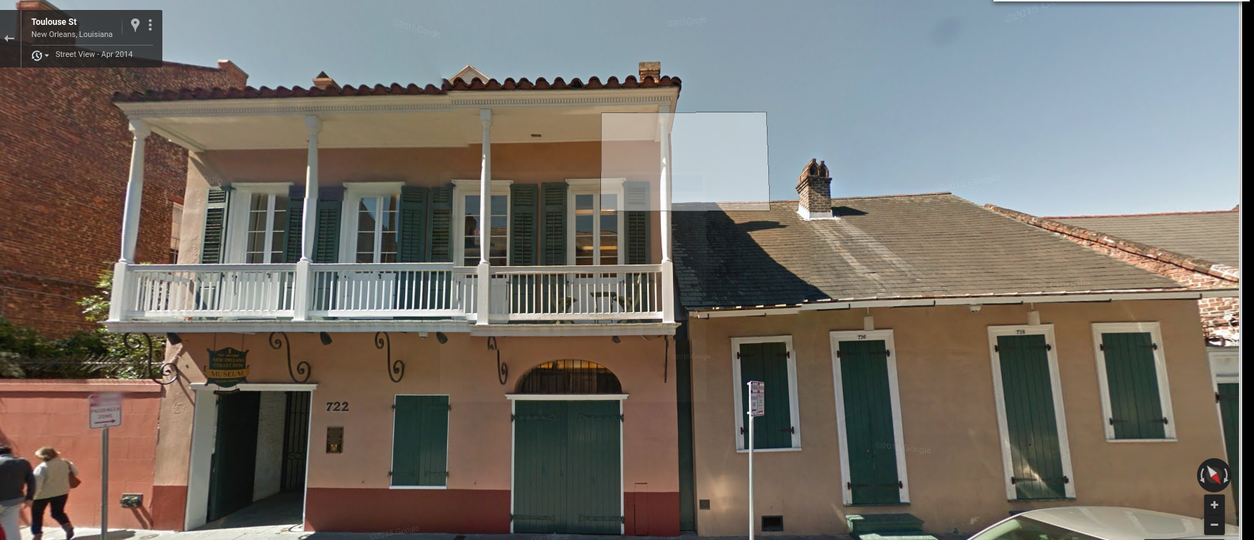722 Toulouse Street