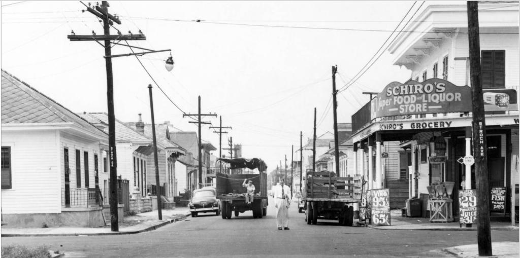 royal street 1951