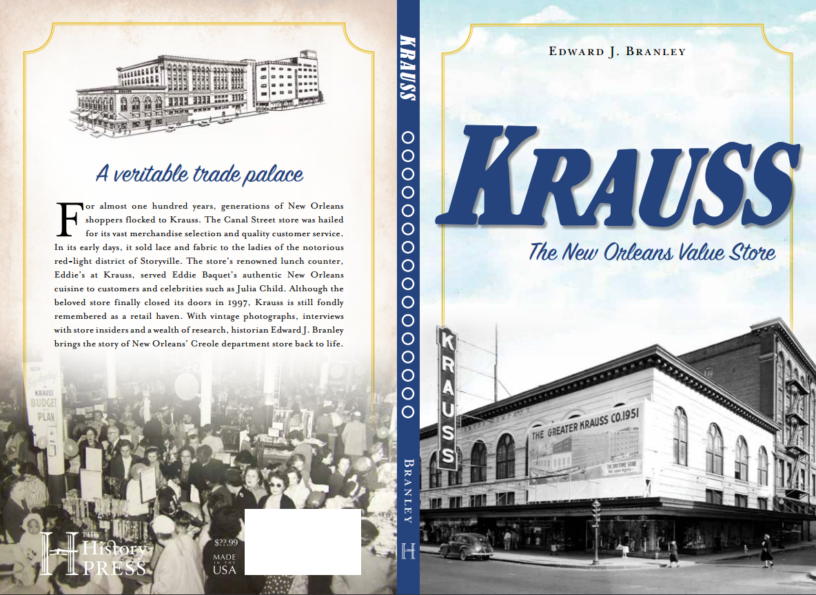 Krauss – The New Orleans Value Store