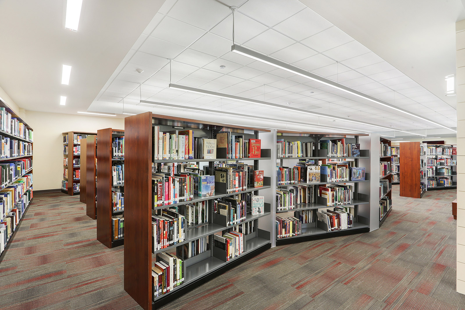 brother martin high school library