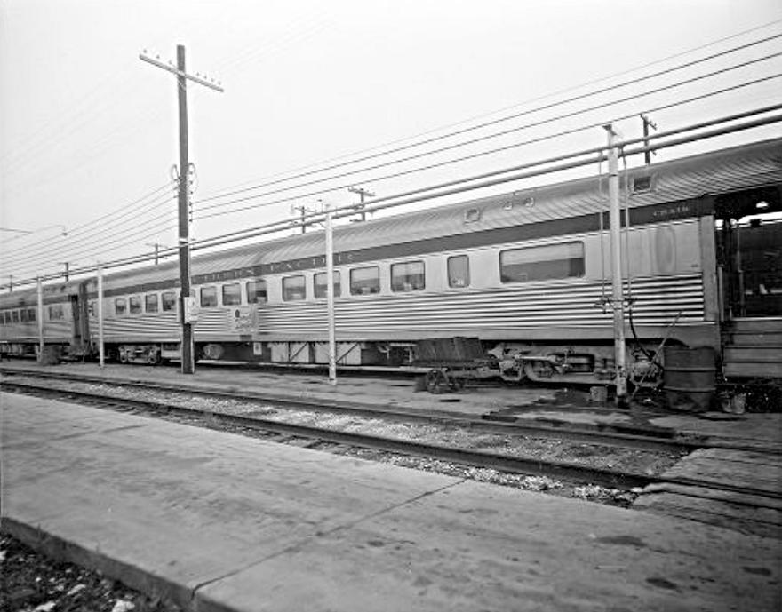 Southern Pacific at Union Passenger Terminal #TrainThursday