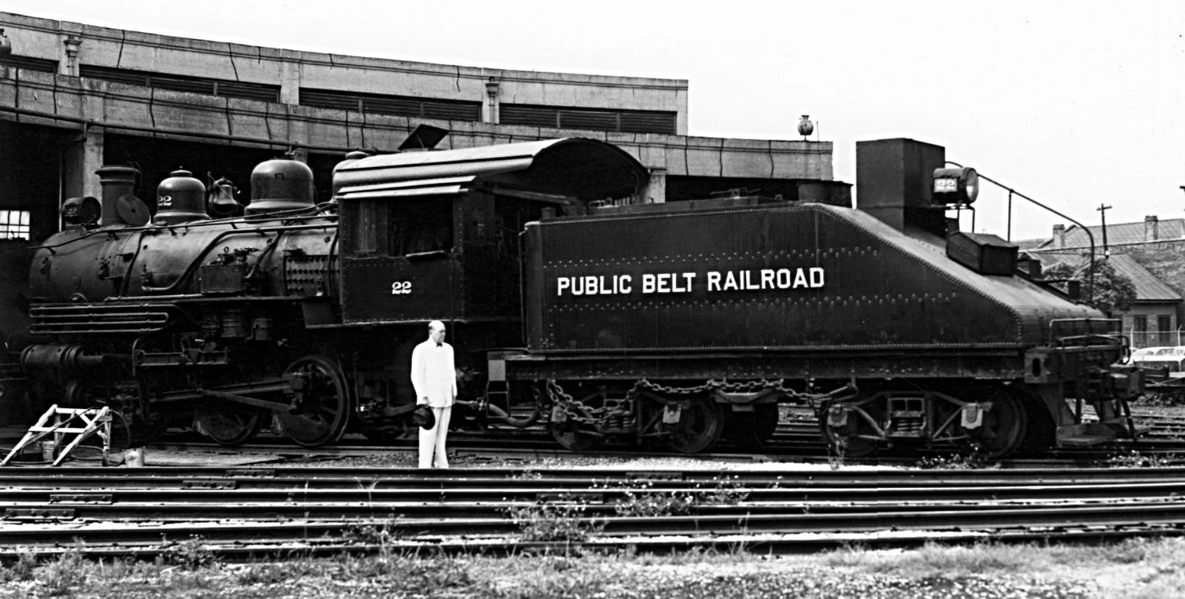 new orleans public belt 1941