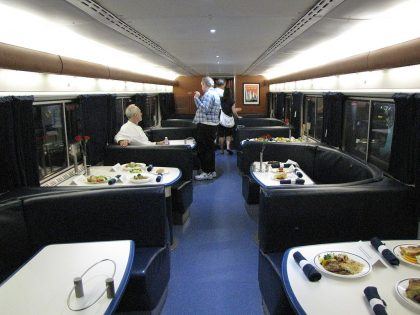 sunset limited dining