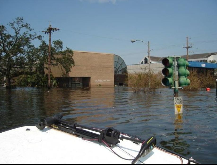 Hurricane Betsy