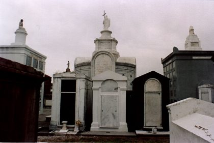 New Orleans History - all souls