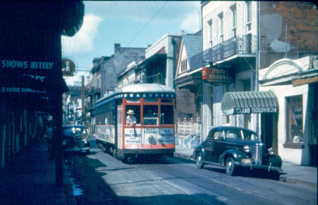 NOPSI Patriotic Support – Memorial Day Memory #StreetcarMonday