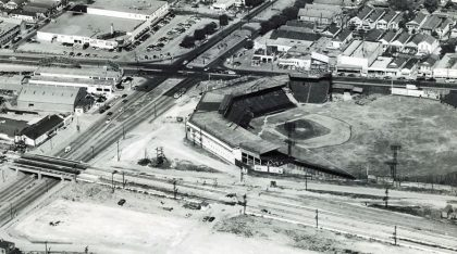 streetcars canals baseball