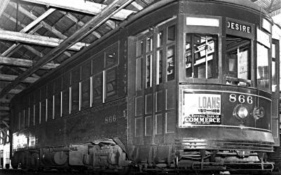 Desire Streetcar 19-December-1947 #StreetcarMonday