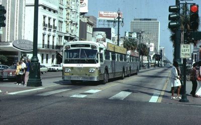 Flixible buses ended the Canal streetcar line