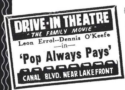 Lakefront Drive-in Theater