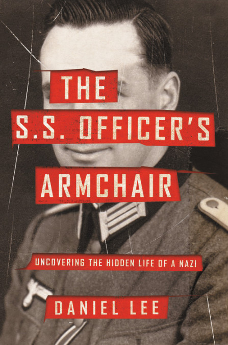 The S.S. Officer's Armchair by Daniel Lee #bookreview