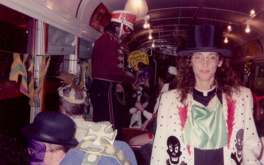 Phunny Phorty Phellows Begin Carnival