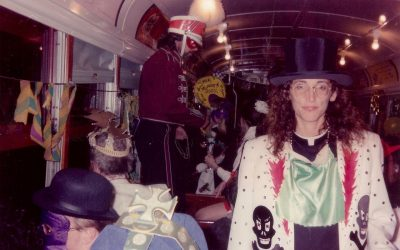 Phunny Phorty Phellows Begin Carnival