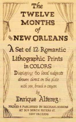 Twelve Months New Orleans January