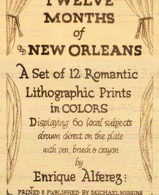 Twelve Months New Orleans January