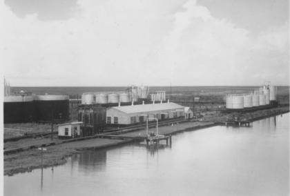 texas company warehouse