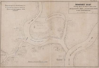 imaginary map 1874