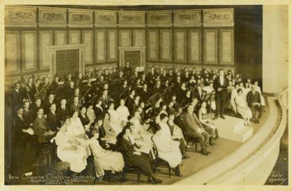 new orleans oratorio society