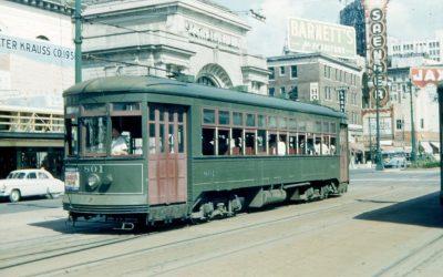 NOPSI 801 1953 #StreetcarSaturday