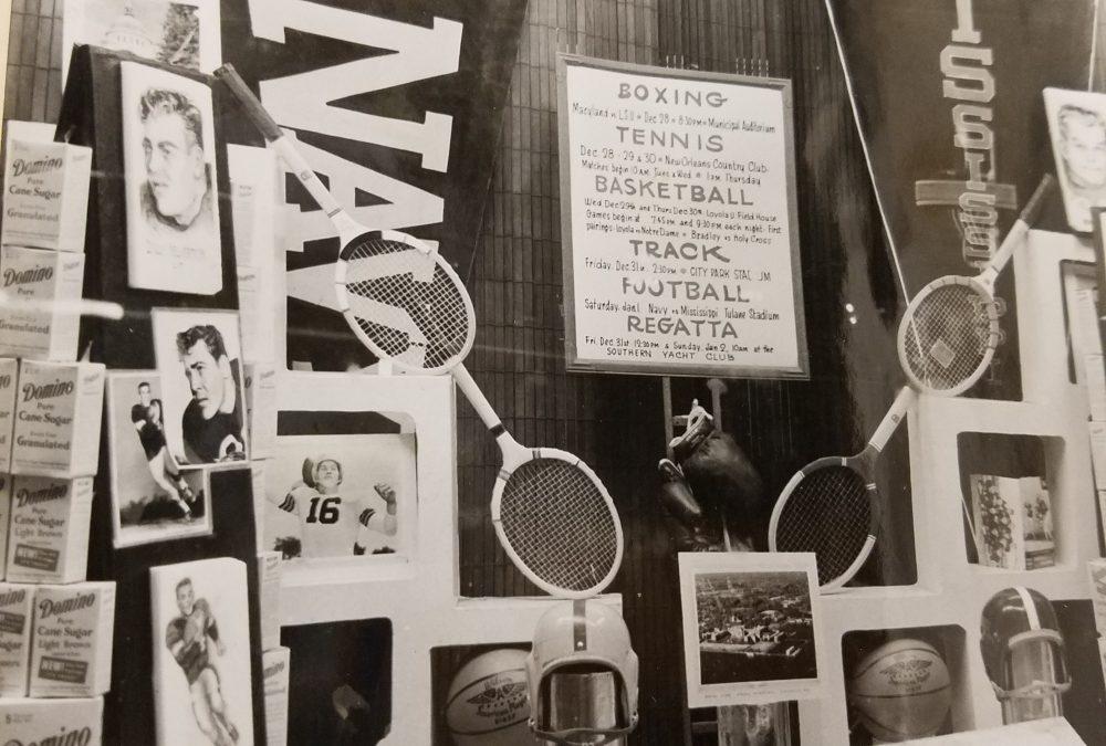 Krauss Sugar Bowl 1955 #KraussFriday