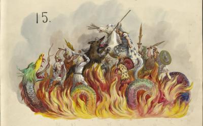 Proteus 1895 Asgard #MardiGras