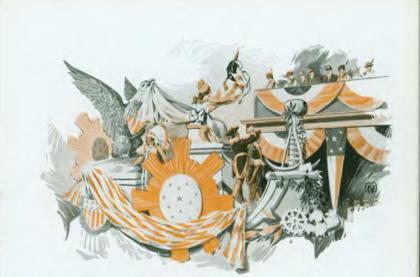 mid-winter vacation 1916