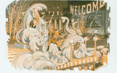 Illinois Central's Mid-Winter Vacation 1916