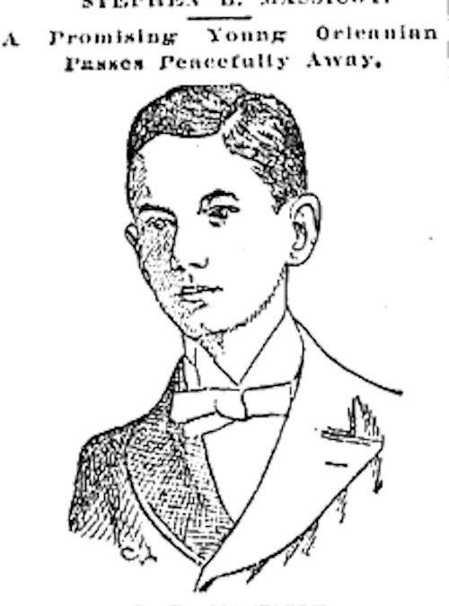Stephen Massicot 1898 #BOSHSunday