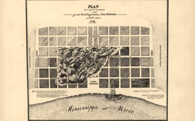 Map of the Great Conflagration