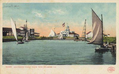 Southern Yacht Club 1900s