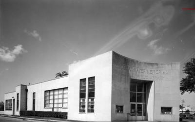 Norman Mayer Library @NOLALibrary
