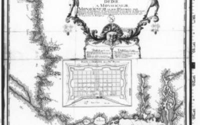 Lower Mississippi Valley 1720