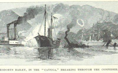 USS Cayuga 1862