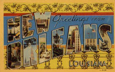 Bagur Southern Souvenier Postcard