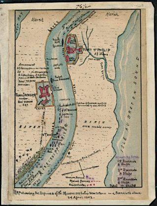 mississippi river defenses
