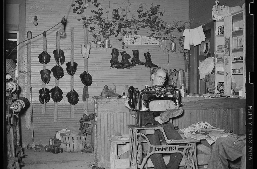 Kenner Shoemaker 1938