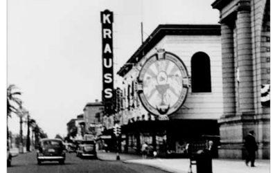 Krauss 1938 #KraussFriday