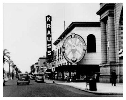 krauss 1938