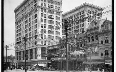 Maison Blanche 1909