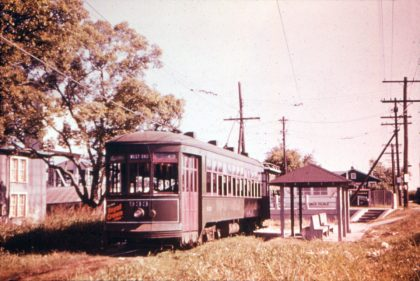 west end streetcar