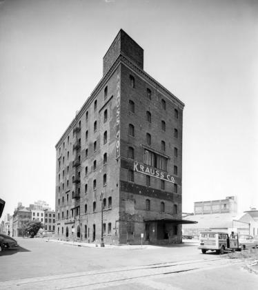 krauss warehouse