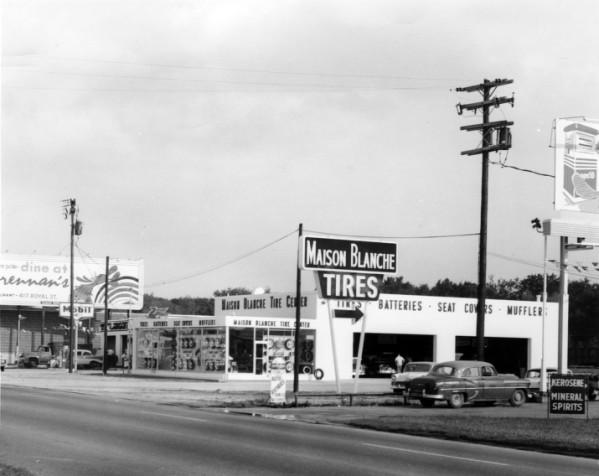 Maison Blanche Tire Store