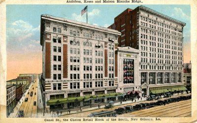 800 Block Canal Street 1910
