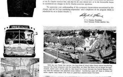 1964 Transit Improvement