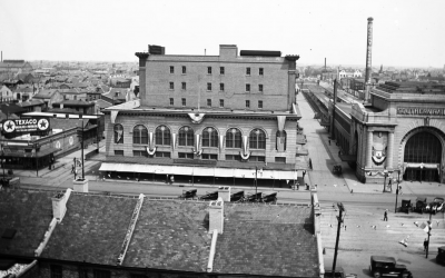 1201 Canal Street 1919 #KraussFriday