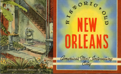 historic old new orleans