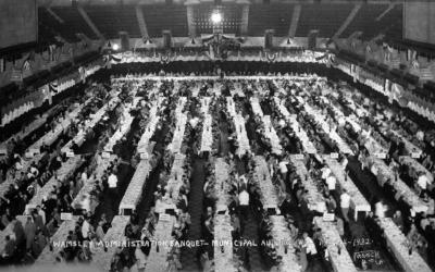 Municipal Auditorium 1932