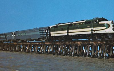 Southern Railway Southerner to NYC #TrainThursday