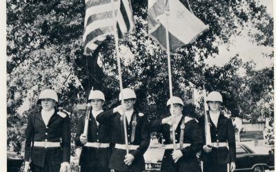 Aloysius Color Guard 1966 #BOSH #BOSHsunday