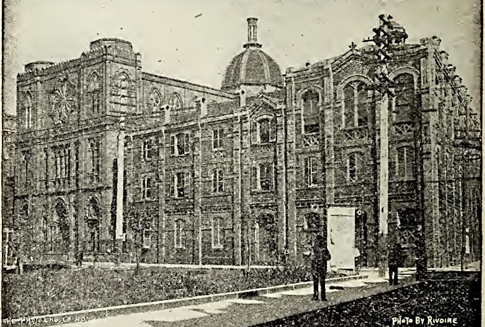 Jesuit High School 1913